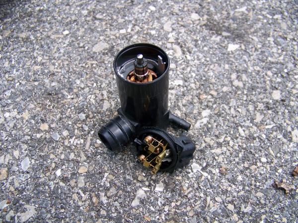 Saab models MTC 2117//95-06-379 Washer Pump