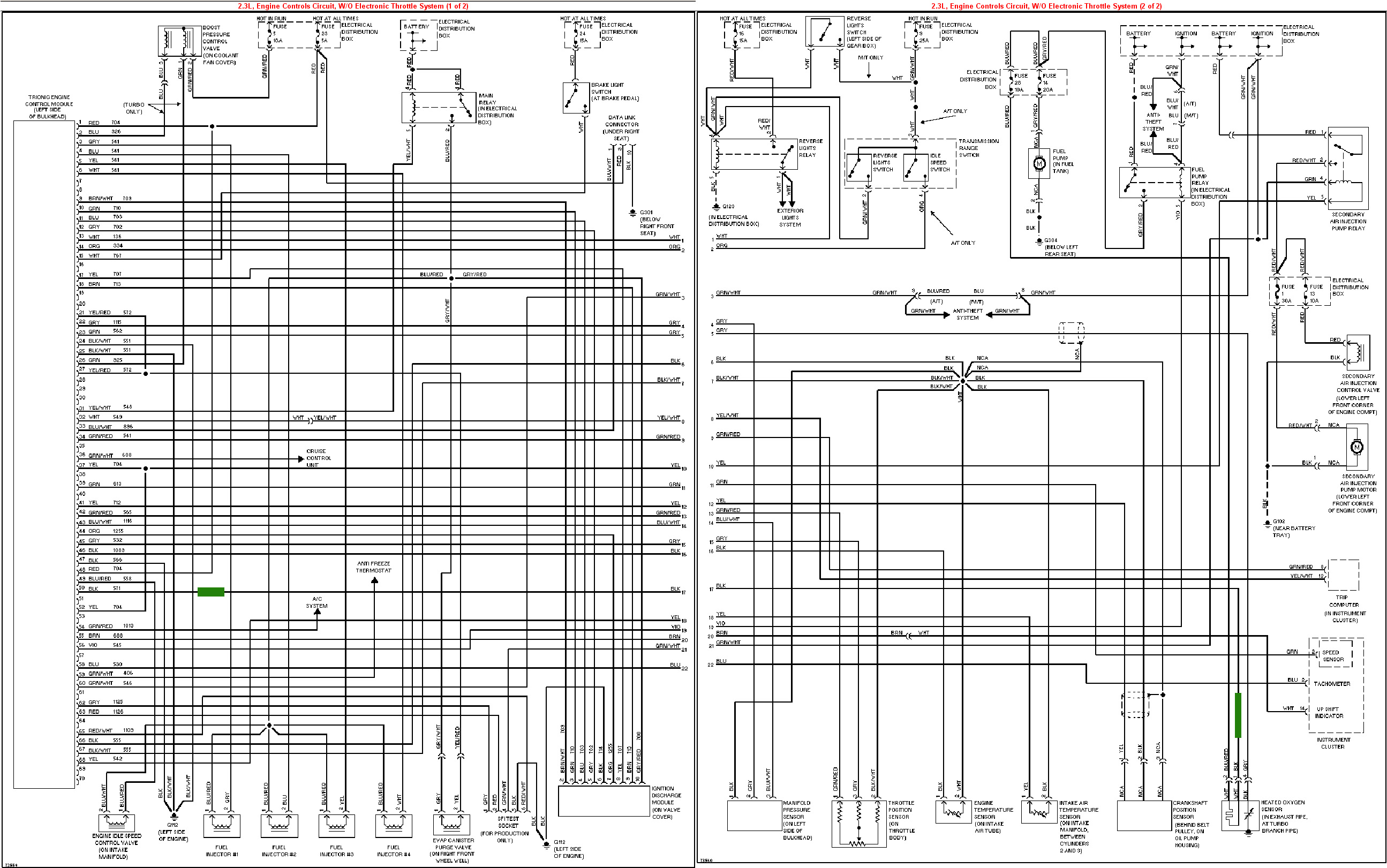 Wiring Diagram View Diagram Saab 9000 Saab 9000 Wiring Diagram
