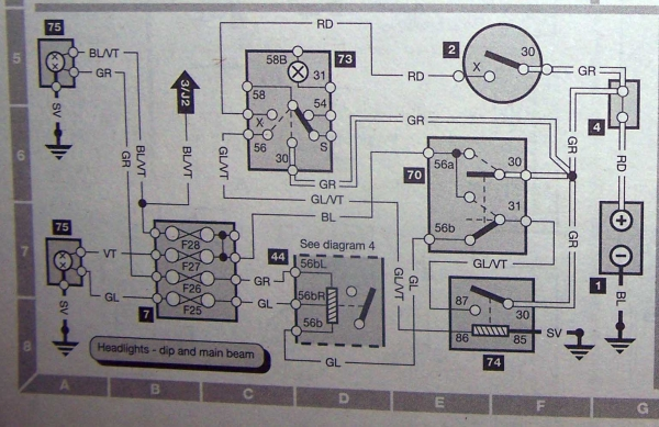 100_4613 just headlight diagram wiring diagram for relay for headlights the wiring diagram 2002 Saab 9.5 Turbo at bayanpartner.co